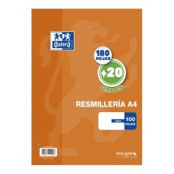 Resmilleria A4 Liso 200h