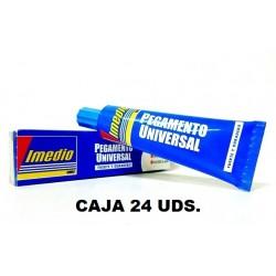 PEGAMENTO UNIVERSAL  IMEDIO 35 GR. CAJA DE 24 UNID.