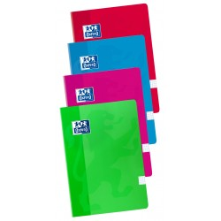 PACK 10 LIBRETAS OXFORD 4º 48H