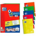 CUADERNO OXFORD EXTRA. PACK 4+1 Fº 4X4